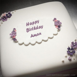 Aman Happy Birthday Cakes Pics Gallery Wondering how to choose the best birthday cakes for here you go! aman happy birthday cakes pics gallery