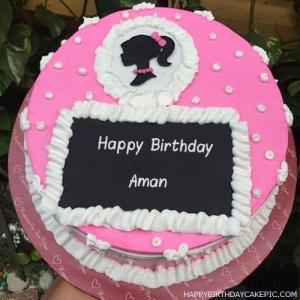 Aman Happy Birthday Cakes Pics Gallery