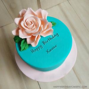 Xavier Happy Birthday Cakes Pics Gallery